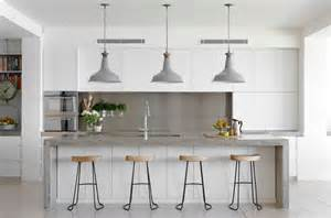 White And Gray Kitchen by 30 Gorgeous Grey And White Kitchens That Get Their Mix Right