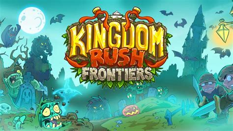 jocuri cu kingdom rush frontiers hacked full version kingdom rush frontiers lurches your way with halloween