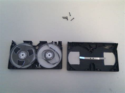 vhs diagram how to repair a a vhs repair guide