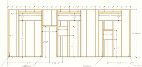house framing plans tiny house plans home architectural plans