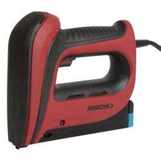 how to load arrow s professional electric staple gun