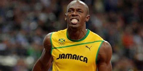 Record 100 Metri Accadevaoggi Record Mondiale Nei 100 Metri Per Usain Bolt