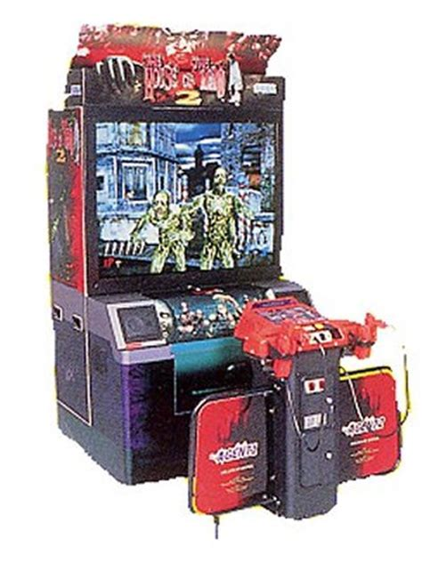 house of the dead game games the house of the dead 2 deluxe arcade machine shooting game shooting games