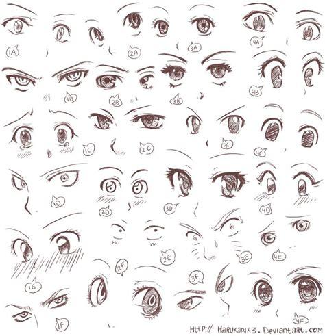 imagenes ojos anime las 25 mejores ideas sobre ojos de anime en pinterest y