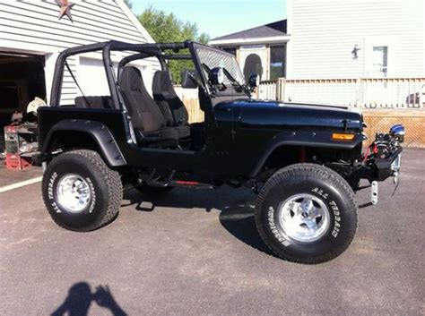 Buy Modified Jeep Buy Used Custom 1994 Jeep Wrangler Sport Utility 2 Door 4