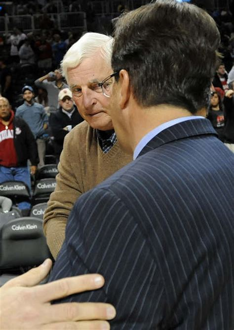 tom crean twitter tom crean meets bob knight after indiana s 66 53 win over