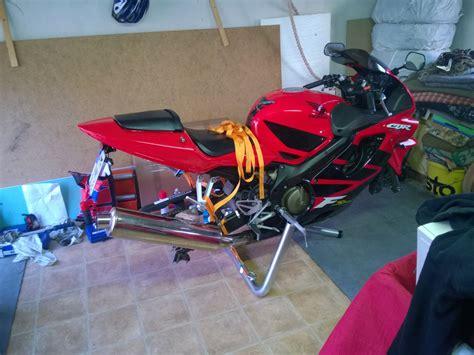 Motorradheber Honda Cbr 600 Rr by Www Cbrforum De Thema Anzeigen Montagest 228 Nder F 252 R
