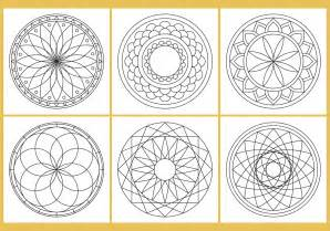 coloring mandala vectors download free vector art stock graphics amp images