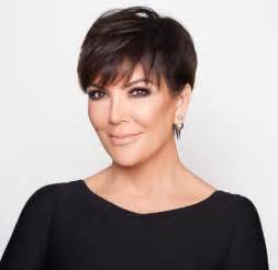 kris jenner haircuts front and back kris jenner haircut pictures front and back short