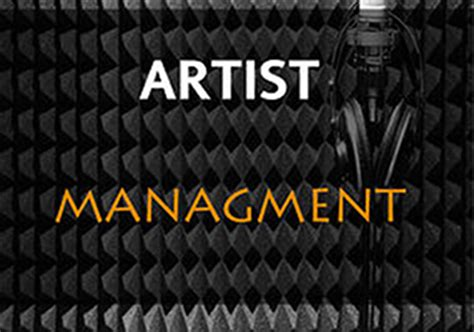 What Is A Artist Manager by 9 Reasons You Need An Artist Manager