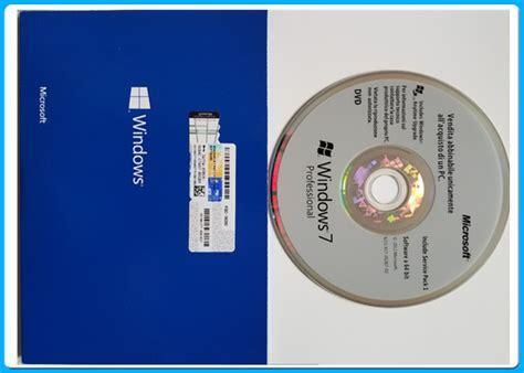 Sale Software Windows 7 Sp1 64bit Oem software windows 7 professional retail 32 bit x 64 bit