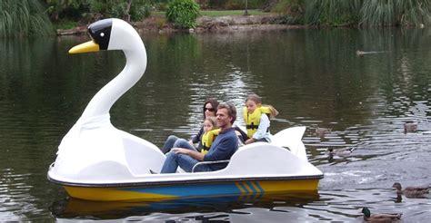 swan boats london pedal boats at queen elizabeth park tourism information