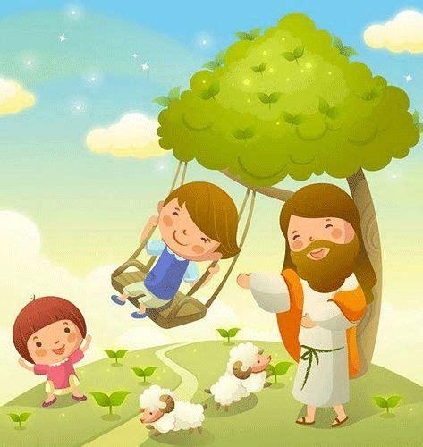 imagenes infantiles para bebes dibujos de jesus con ni 241 os imagenes y dibujos para