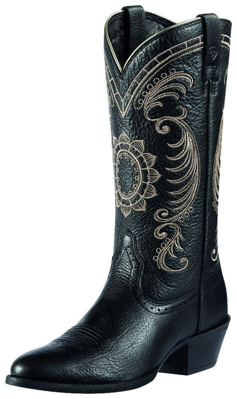 womens cowboy boots clearance ariat western boots womens cowboy magnolia onyx 10010969