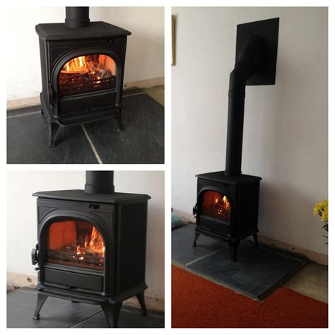 How To Install A Wood Burning Stove In A Fireplace by Stove Installation Photos Exles Of Our Work Firecrest