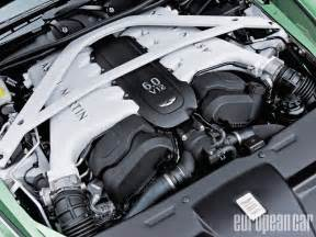 Aston Martin Engine 2014 Aston Martin Vanquish European Car Magazine View