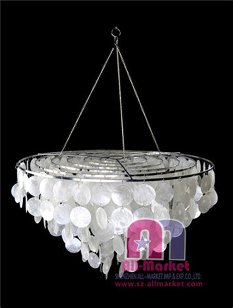 coconut shell chandelier oyster shell chandelier coconut shell chandelier cowrie