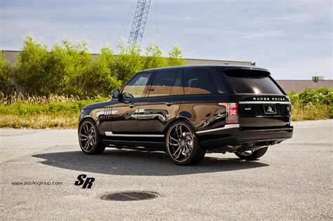 range rover autobiography rims range rover autobiography gets some big new pur wheels