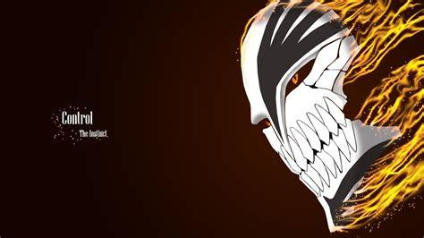 wallpaper anime mask bleach hollow mask 8e wallpaper hd