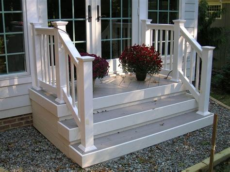 Front Door Railings Top 25 Best Patio Stairs Ideas On Front Stairs Deck Steps And Front Door Steps