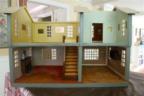 vintage doll house restoring and decorating my 1940s vintage dollhouse my action plan retro renovation
