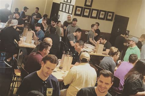 the bruery tasting room the bruery barrel aged day 2015 was a barrel aged blast at the bruery