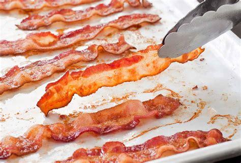 baked bacon recipe leite s culinaria
