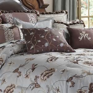 michael amini enchantment luxury bedding set cmw sheets