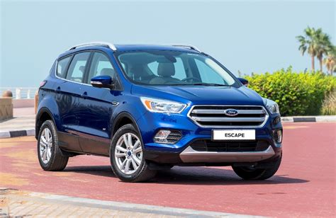 the new ford the new ford escape suv offers cutting edge ford
