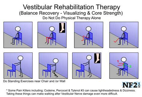 vestibular therapy exercises balance exercises vestibular balance exercises