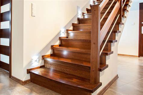 Hardwood Staircase Installation   Paramount Flooring