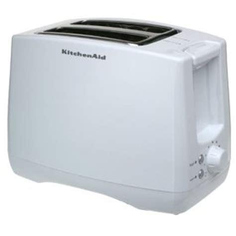 White Toaster Kitchenaid Ktt340wh 2 Slice Digital Toaster White