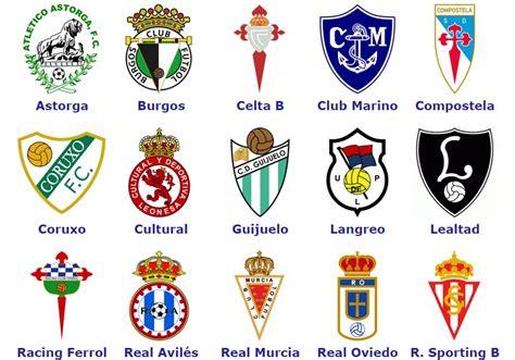 Calendario 3 Division World Football Badges News Spain Segunda Division B