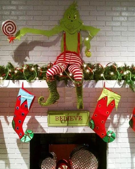 16 best the grinch christmas yard art images on pinterest