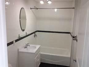 outstanding white subway tile bathroom designs floor home design ideas