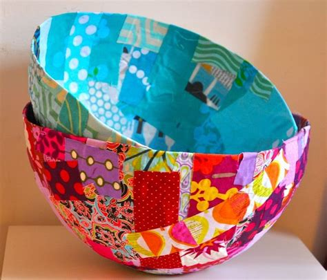 How To Make A Paper Mache Bowl - how to make a paper mache bowl munchkins and