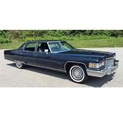1976 Cadillac Fleetwood  Connors Motorcar Company