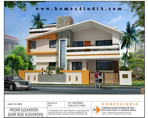 Shapehouse by Sample Home Plans Customized Bungalow Floor