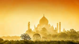 golden taj mahal wallpapers hd wallpapers