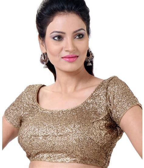 Jedar Blouse 2 N1 rutbaa golden silk sequence blouse with rutbaa golden