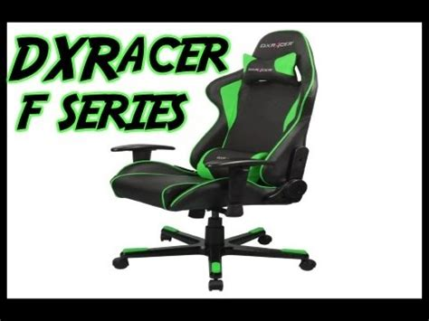 razor gaming chair dxracer f series gaming chair unboxing asembled