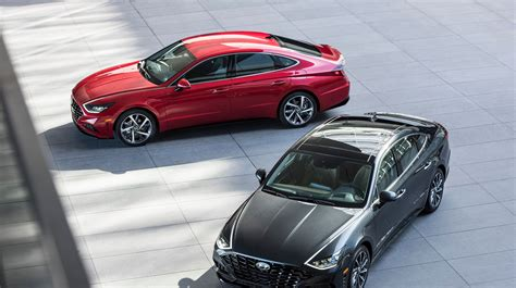New York Auto Show 2020 Hyundai by New York Auto Show Hyundai Sonata 2020 Has These Tech