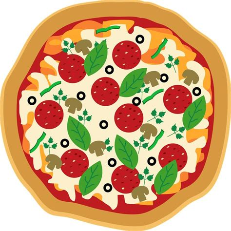 clipart pizza 23 best pizza images on