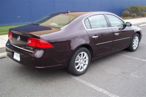 security system 2008 buick lucerne spare parts catalogs buy used 2008 buick lucerne 4dr sdn v6 cxl in danbury connecticut united states for us 15 950 00