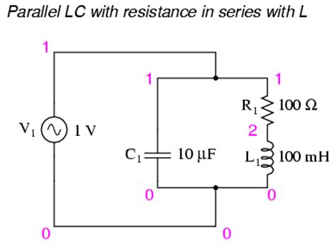 dynamic resistance in parallel resonance resonance in series parallel circuits electronics forums