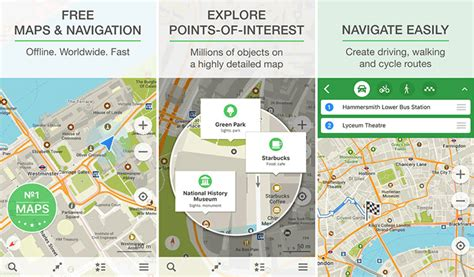 best offline maps for offline maps apps for iphone and traveling the world