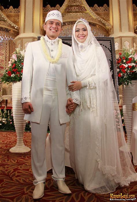 memilih model baju pengantin muslim model baju pengantin muslim terbaru baju pengantin muslim
