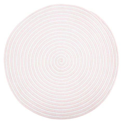 tappeto rosa tappeto circle rosa bambini eminza