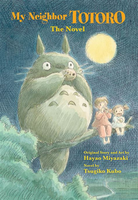 biography of hayao miyazaki book my neighbor totoro a novel book by tsugiko kubo hayao