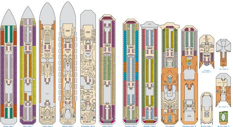 carnival triumph floor plan deck plans cruiseind 4 0